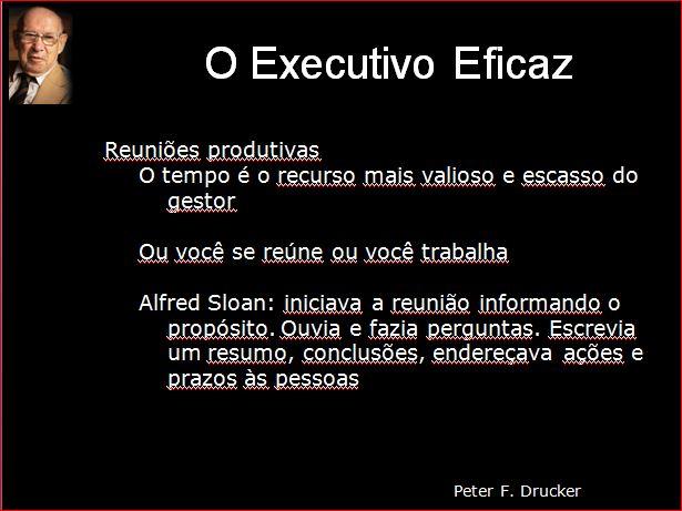 Effective Executive - Parte 6