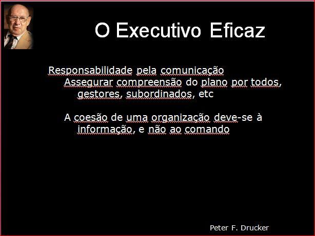 Effective Executive - Parte 7