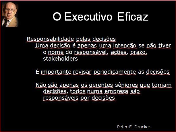 Effective Executive - Parte 8