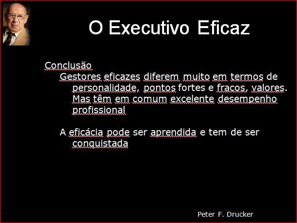 Effective Executive - Parte 11