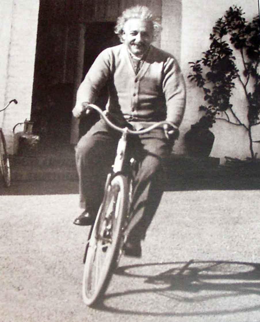 Einstein-albert-Bicycle