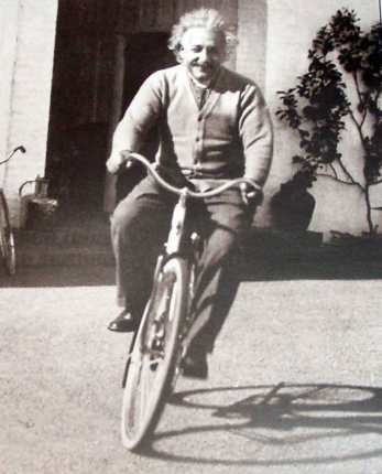 Einstein-albert-Bicycle