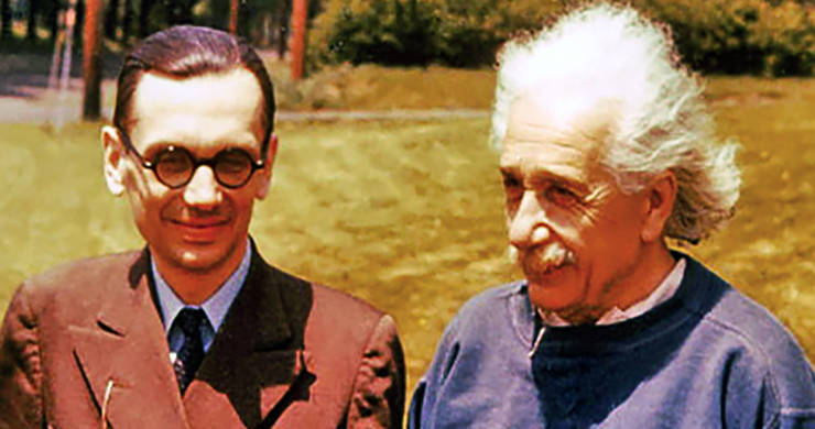 einstein-and-godel