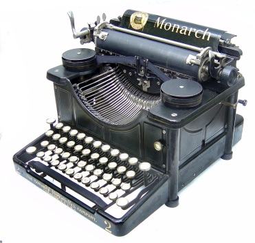 Image result for typewriter how it works